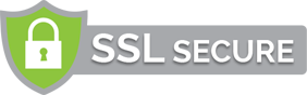Your transactions are safe with our 256 bit SSL encryption technology